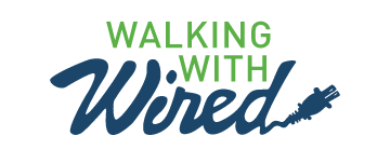 Walking With Wired Logo