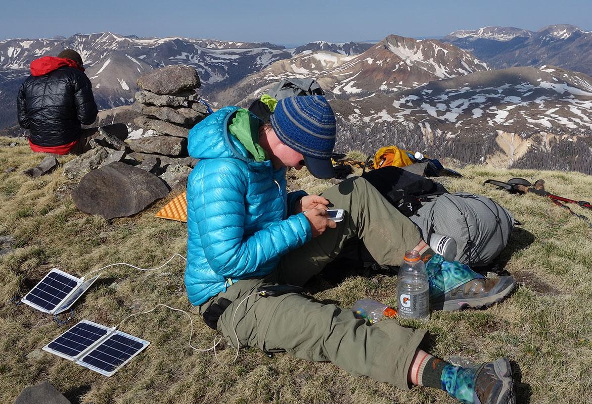 Continental Divide Trail, Colorado PC Christy Rosander