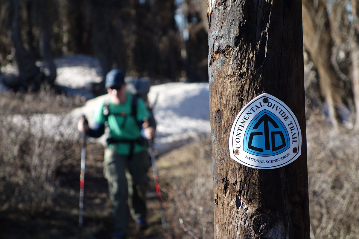 Continental Divide Trail, Colorado PC Christy Rosander