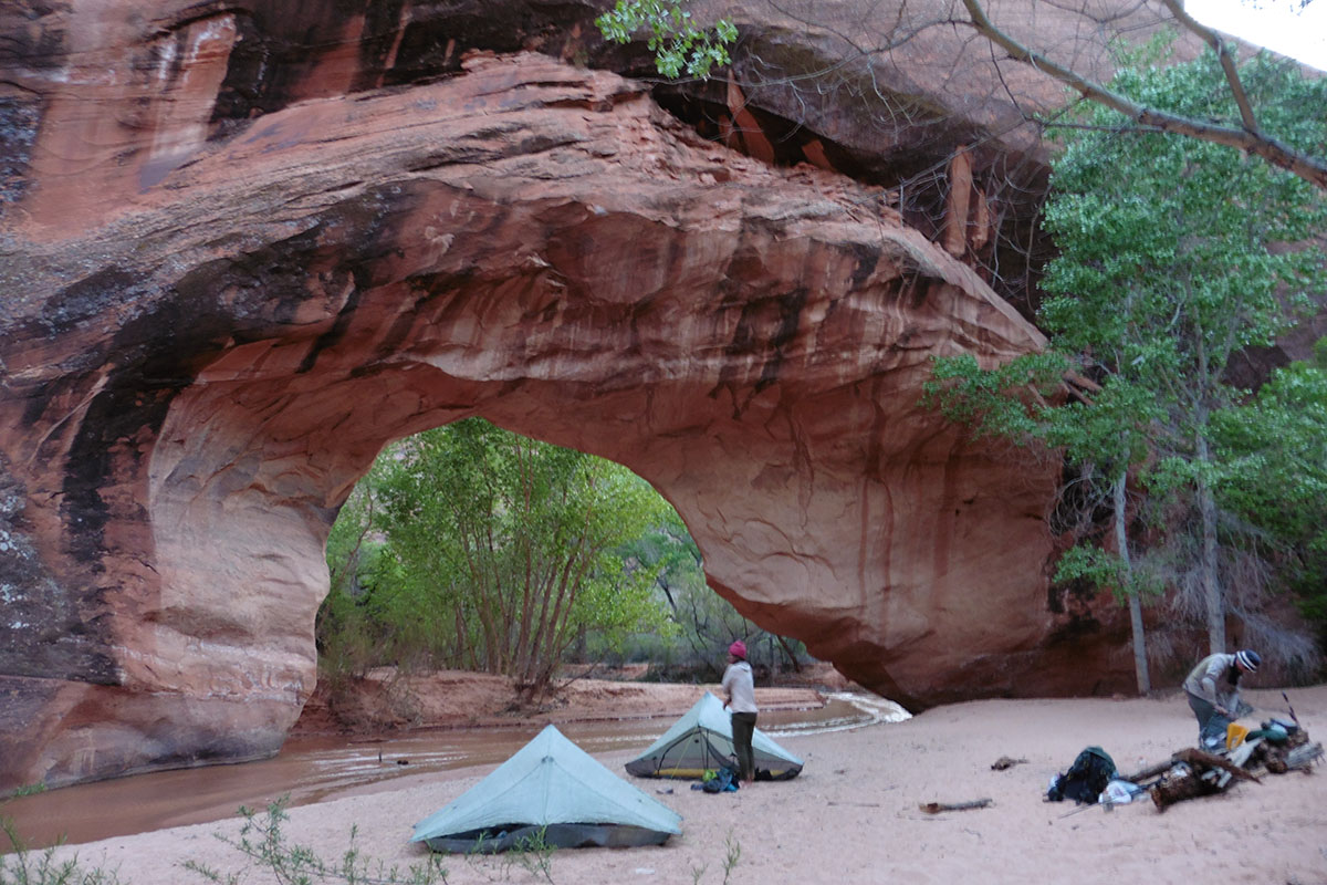 Coyote Gulch, Glen Canyon