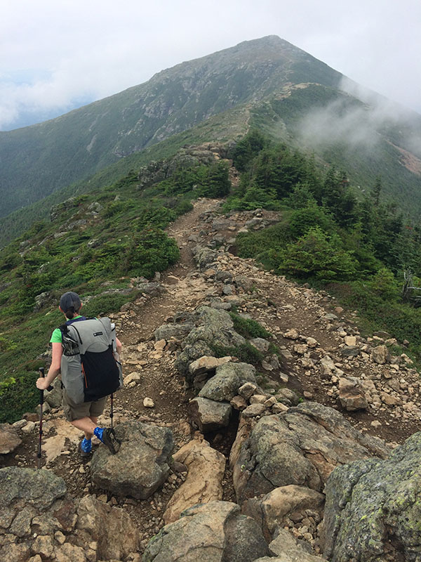 Franconia Ridge, PC Rita Jett