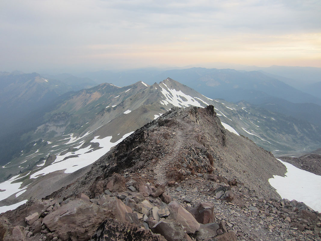 Goat Rocks, Knife Edge, PCT