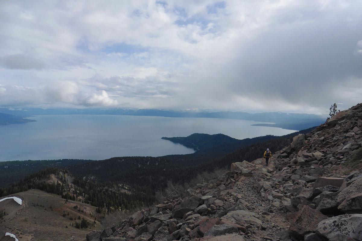 North Side of Lake Tahoe