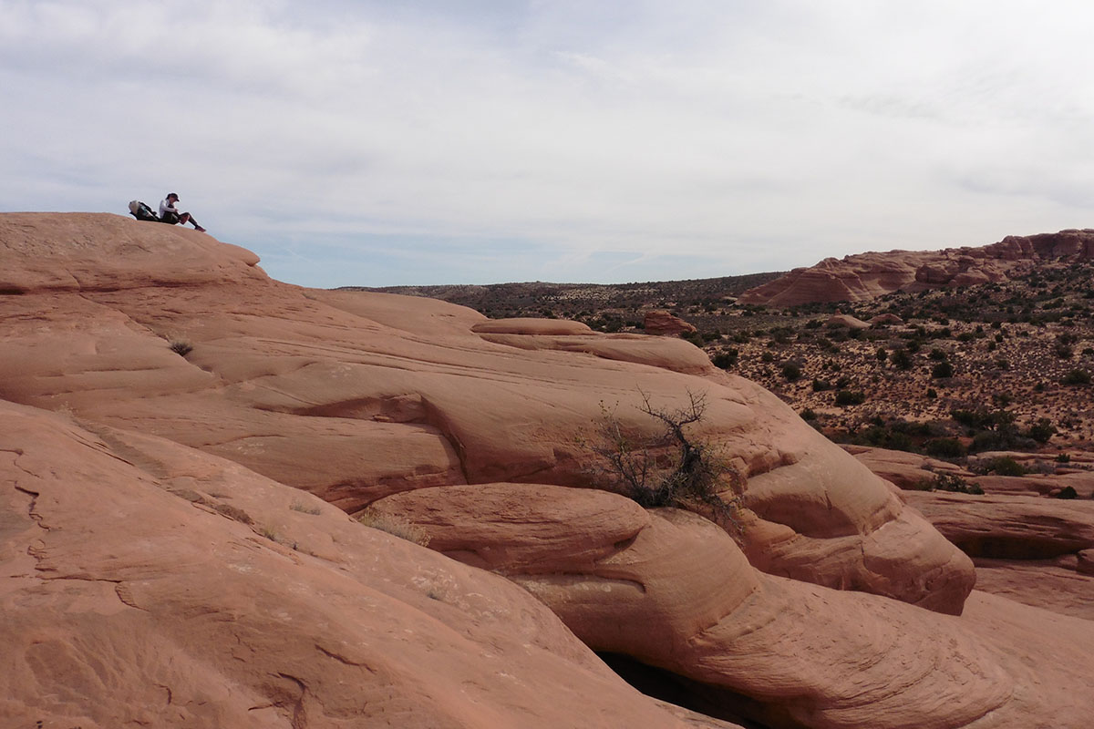 Slickrock, Arches NP