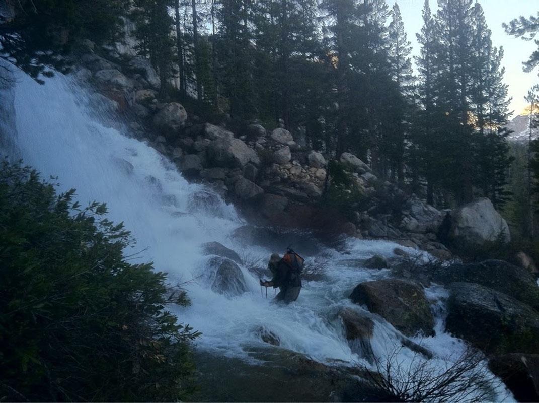 Waterlogged Trail, PCT