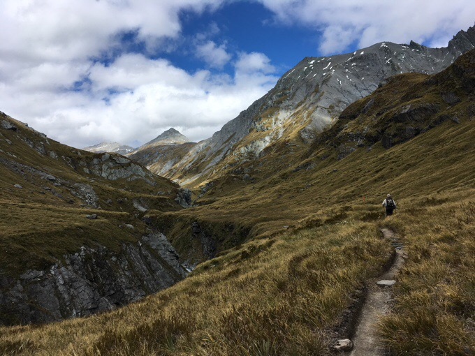 Day 108: Cascade Saddle-A Needed Hiking Distraction