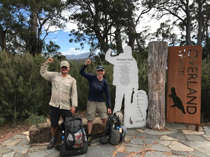 Day 9: Finishing Up The Overland Track