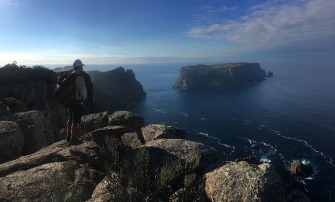 Day 20: A Taste Of Glamping On The Free Capes Walk
