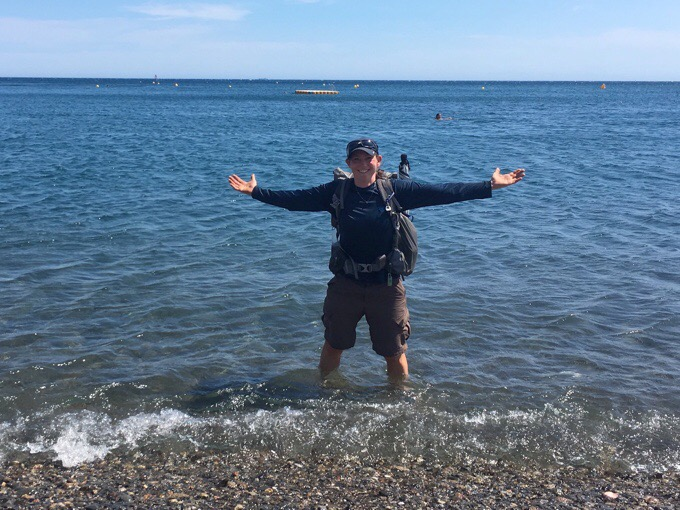 Day 36: Marching To The Mediterranean