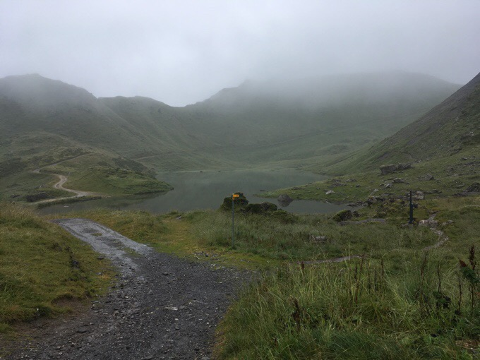 Day 2: Dreary Day Through Pastures