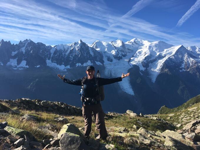 Day 5: Chamonix Side Trip, Day One