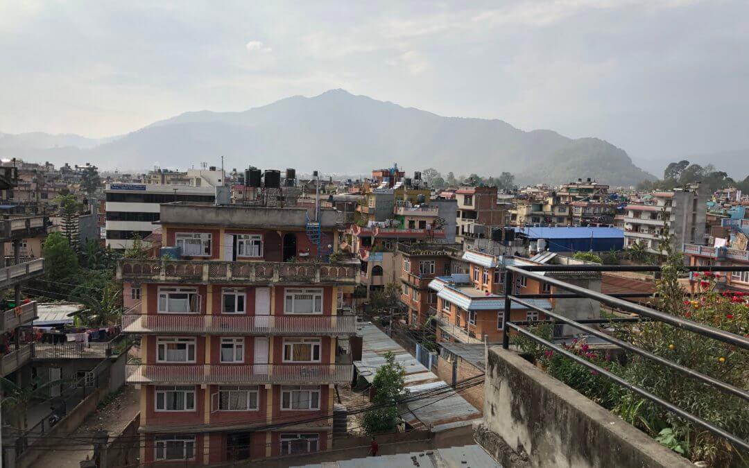 Kathmandu Arrival & GHT Logistics