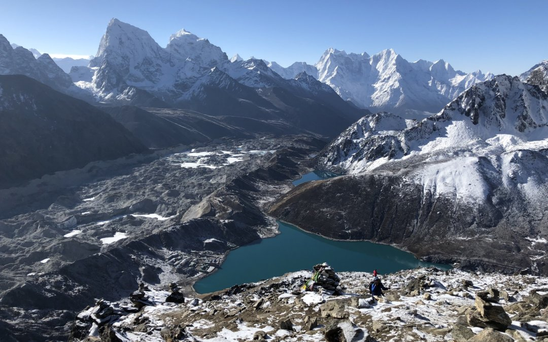Day 27: First View Of Everest & Rest