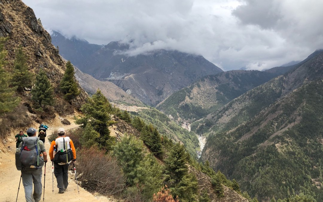 Day 24: Entering Everest Region & Crowds