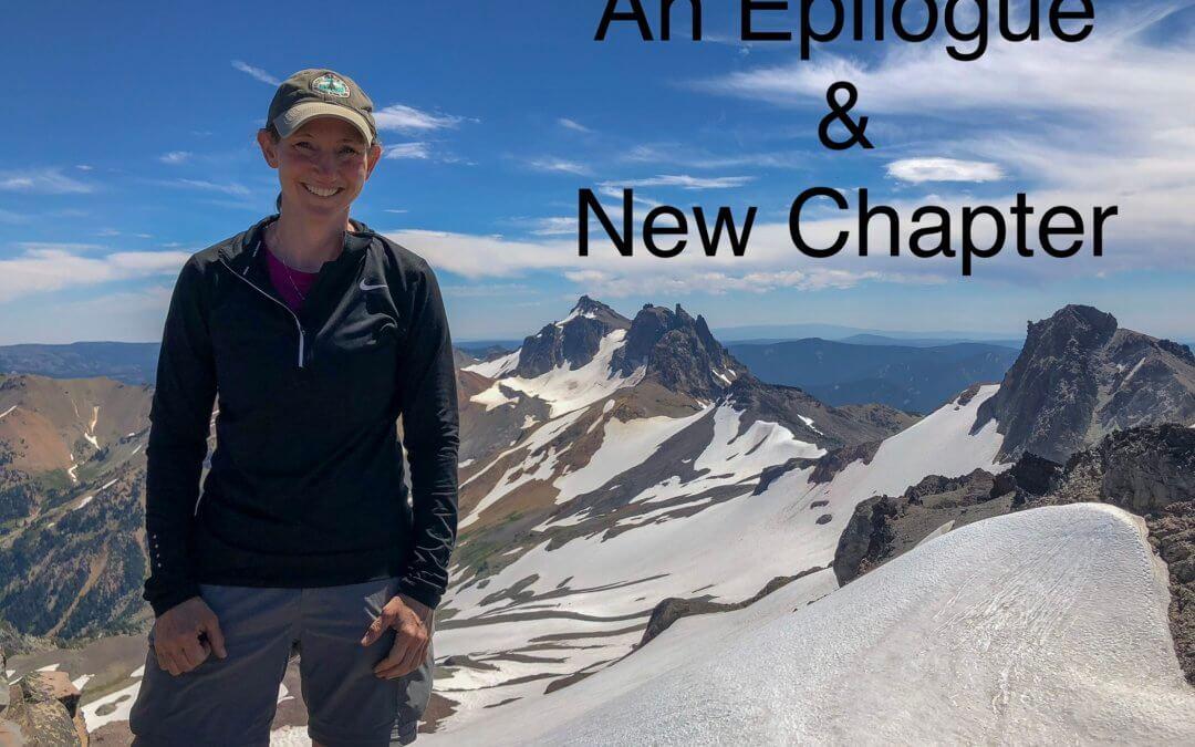 An Epilogue & New Chapter